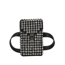 neue Mode Mini Retro Diamant Schulter Umhngetasche NHTG316216
