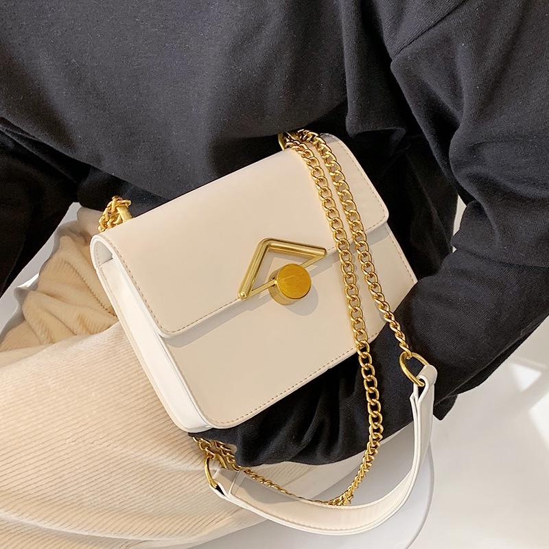 fashion single shoulder small square bag NHLH316373