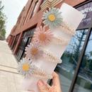 new daisy white crystal sweet BB clip  NHFS316427