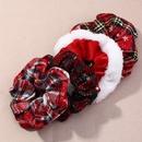 new fashion cotton cloth hair scrunchies set  NHAU316470