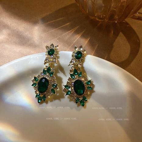 Barock 925 Silber Nadel Perle Diamant Ohrringe NHQC316587's discount tags