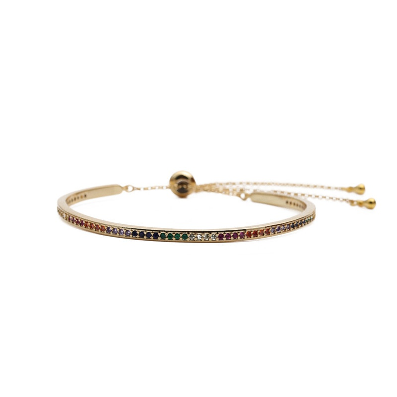 fashion new copper open adjustable bracelet NHYL316674