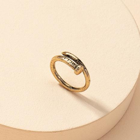 Mode einfachen Spaß Retro-Ring NHGU316702's discount tags