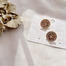 alloy retro flower earrings NHHI316739