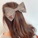 Korean new bow tie diamond retro hairpin NHHI316741
