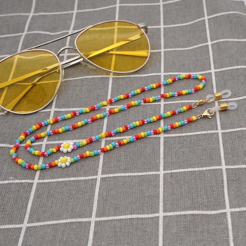 Simple lanyard antiskid glasses chain  NHGW316646