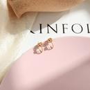 Korean creative wild pearl earrings NHQD317238