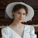 long pearl tassel earrings  NHNJ317482