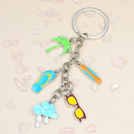Ocean Series fashion Keychain  NHAP317678's discount tags