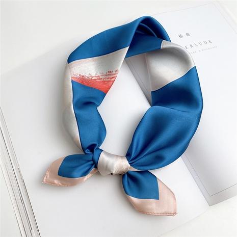 fashion digital printing small square scarf  NHMN317814's discount tags