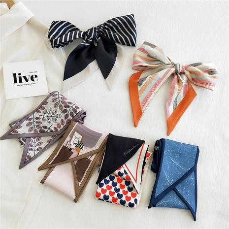 new printing fashion scarf  NHMN317818's discount tags
