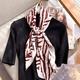 new fashion handmade printing square scarf  NHCJ317840