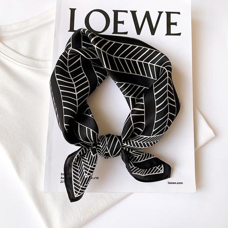 new fashion plain crepe square scarf  NHCJ317874's discount tags