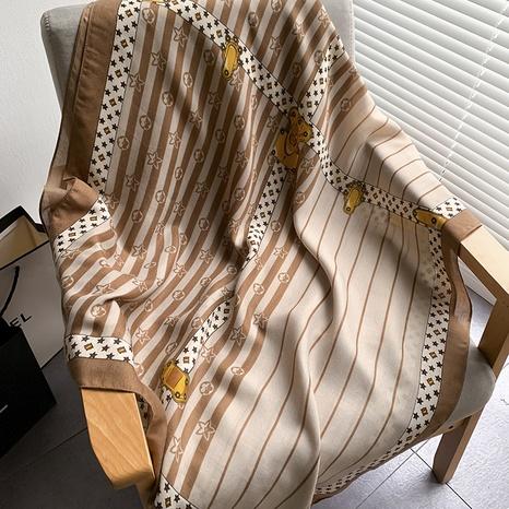 fashion korean printing scarf  NHCJ317886's discount tags