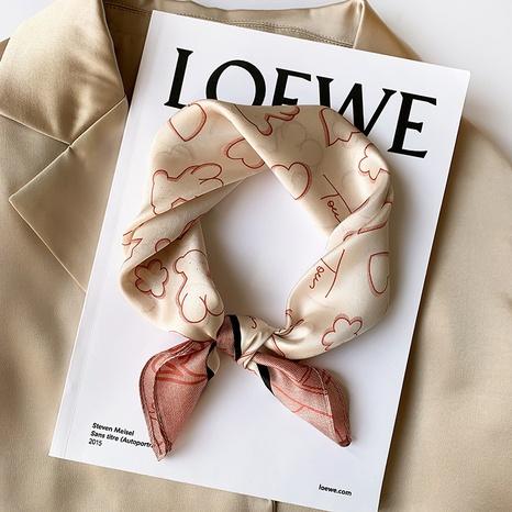 Korean sweet love scarf  NHCJ317893's discount tags