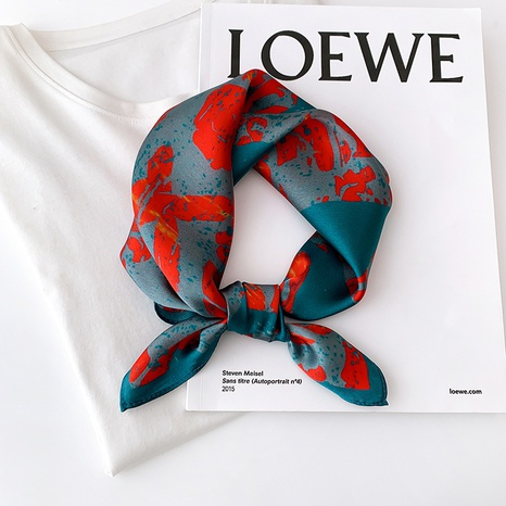Korean fashion mulberry scarf NHCJ317894's discount tags
