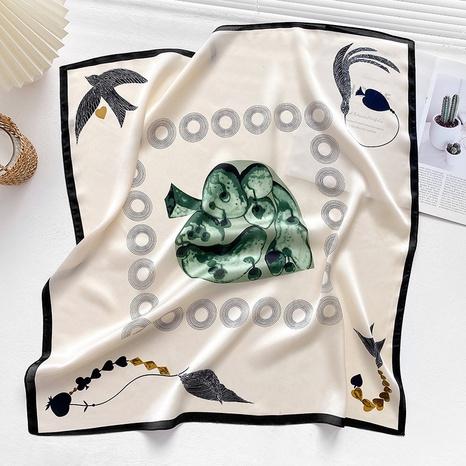 Korean fashion wild square scarf  NHCJ317901's discount tags