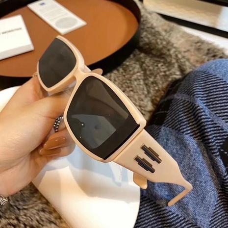 mode carré grand cadre nouvelles lunettes de soleil NHKD317661's discount tags