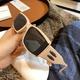 fashion square big frame new sunglasses NHKD317661