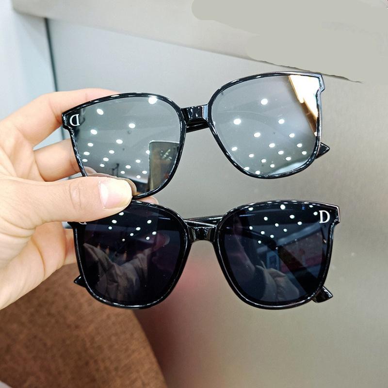 fashion new cartoon anti-ultraviolet trendy sunglasses NHKD317663