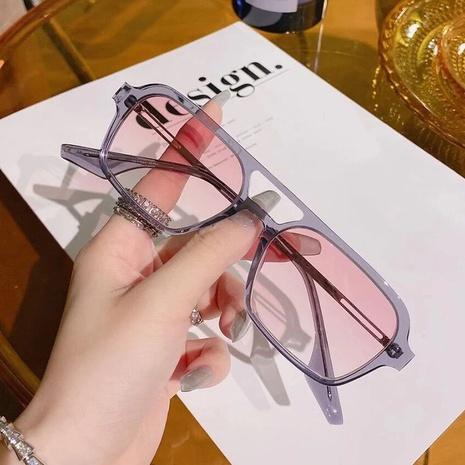 lunettes de soleil creuses simples à double faisceau de mode NHKD317665's discount tags
