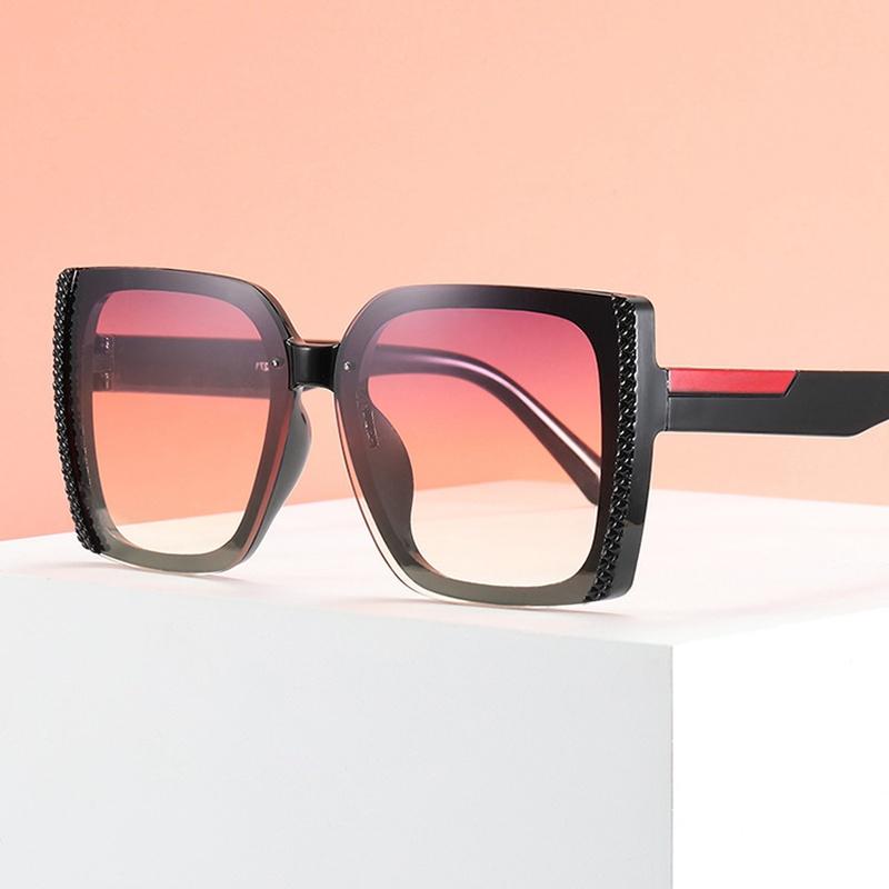 Korean fashion square sunglasses NHKD317666