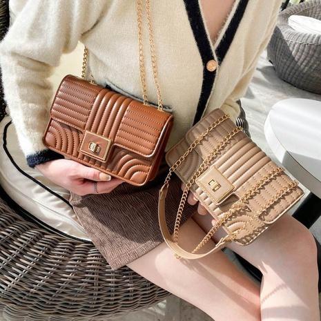 hilo de bordar de moda cosiendo pequeño bolso cuadrado NHTG318050's discount tags