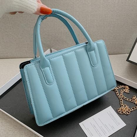 bolso de hombro con cadena de moda NHXC318122's discount tags