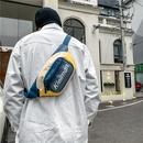 Fashion messenger bag hiphop student sports shoulder bag waist bag NHTC318173