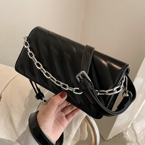 fashion messenger single shoulder bag NHTC318246's discount tags