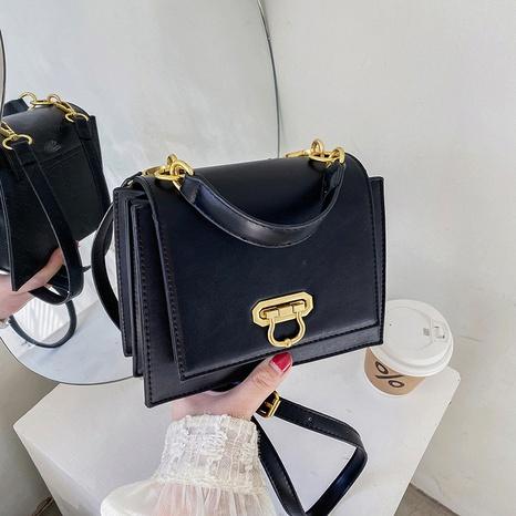 Petit sac carré à une épaule Fashion NHJZ318295's discount tags