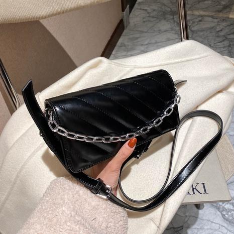 Bolso cuadrado pequeño casual de moda coreana NHJZ318300's discount tags
