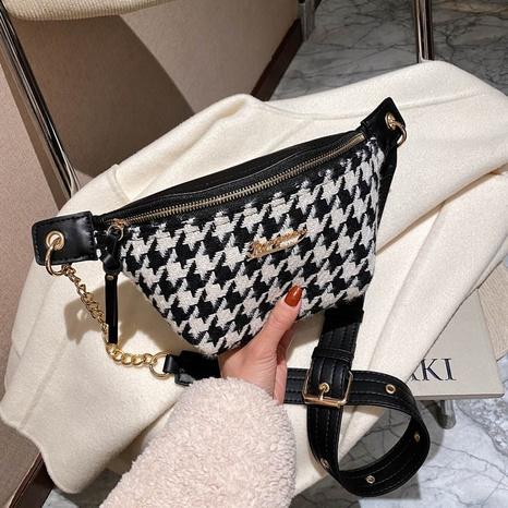 bolsa de mensajero de moda casual NHJZ318302's discount tags