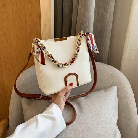 Bolso de cubo coreano informal de moda NHJZ318303's discount tags