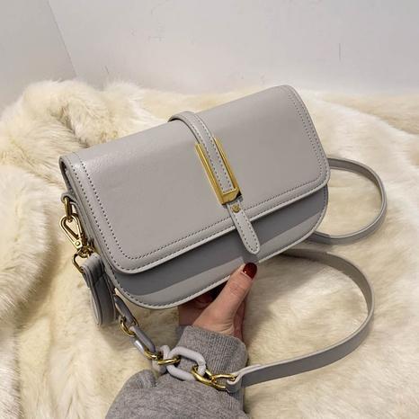 bolso pequeño casual simple de color sólido NHJZ318305's discount tags