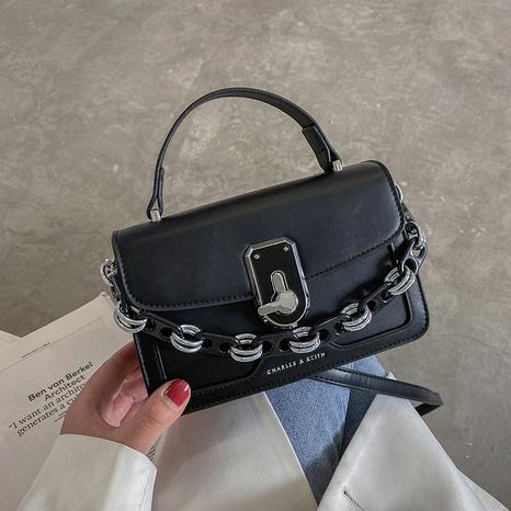 sac de messager de mode de couleur unie NHJZ318313's discount tags
