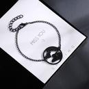 bracelet pendentif carte crative en alliage NHDP314306