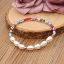 Bracelet perl de perles d39eau douce de style bohme simple NHGW314347