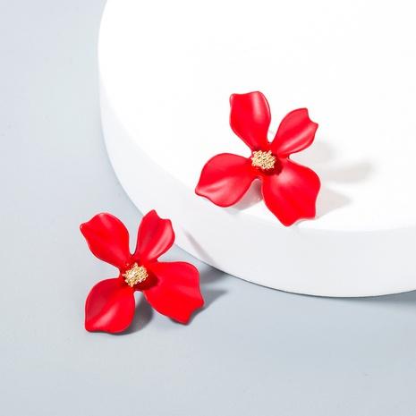 Mode Blumenohrringe NHLN314354's discount tags