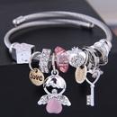 bracelet cl simple poupe ange NHSC314579