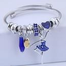 bracelet de ballet en diamant flash simple NHSC315057