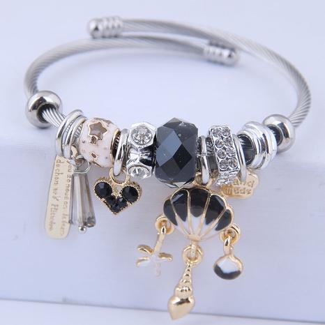 bracelet de coquille simple de mode NHSC315055's discount tags