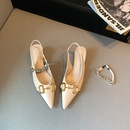 elegantes zapatos de tacn medio NHEH314748