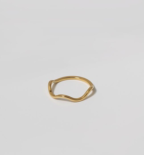 curved fashion retro ring NHAB314914's discount tags