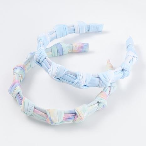 neues einfaches gedrucktes koreanisches Stirnband NHJE315064's discount tags