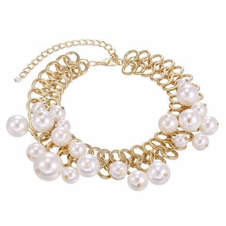 Böhmische Perlenkette NHZU315142's discount tags