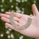 bracelet en strass en gros NHZU315236