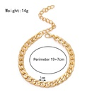 Bracelet simple rtro NHZU315274