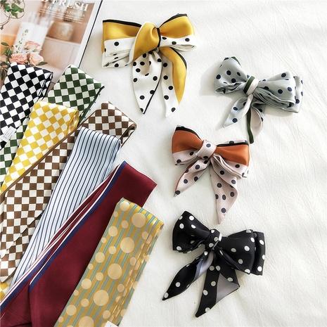 bufanda de seda nueva simple NHMN315297's discount tags
