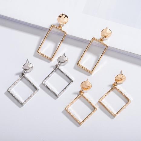 boucles d'oreilles géométriques simples NHAI315355's discount tags